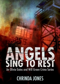 Angels Sing to Rest by Chrinda Jones cover