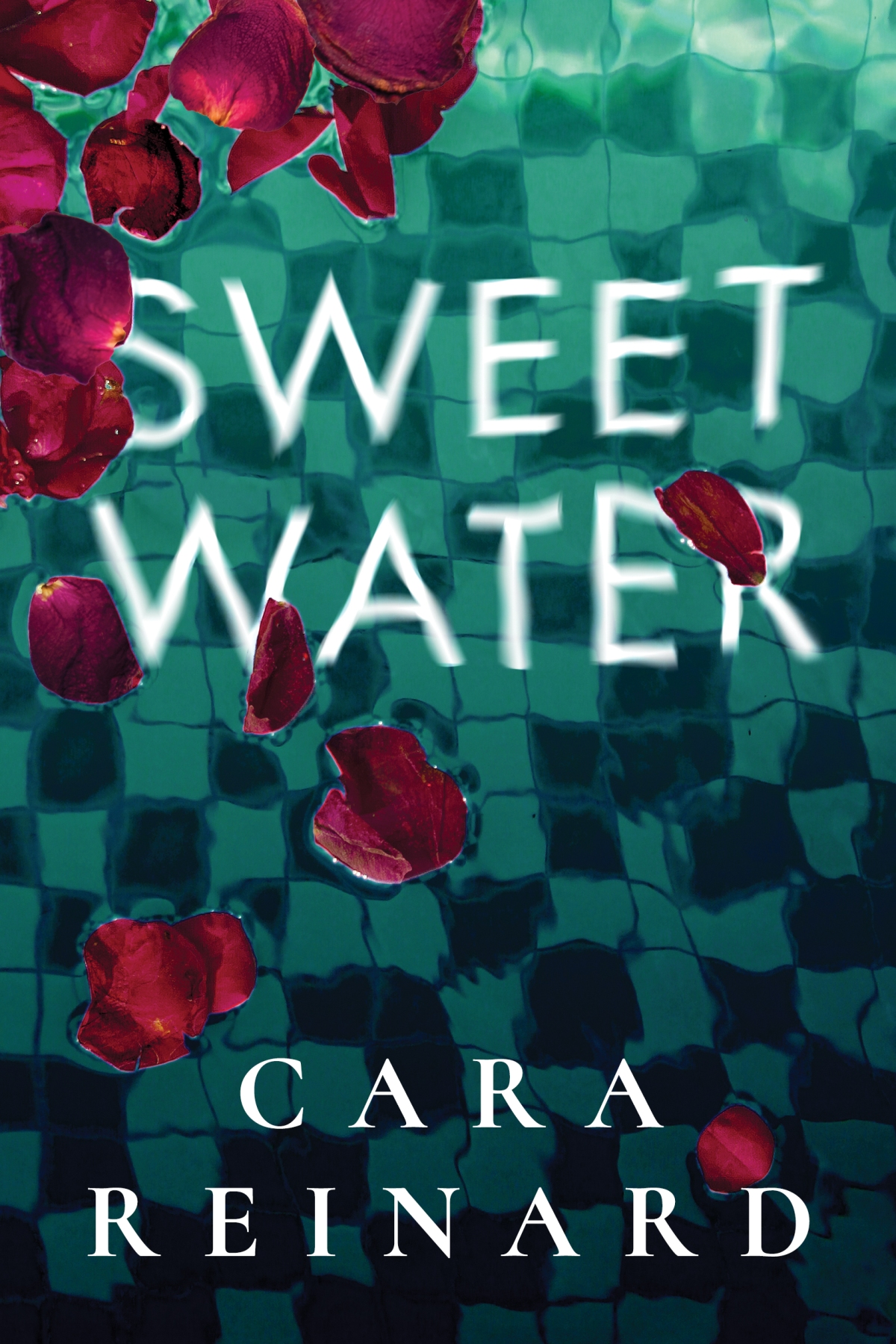 SWEET WATER by Cara Reinard cover
