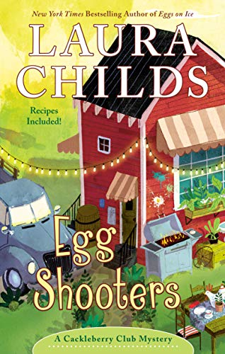 Book Spotlight: EGG SHOOTERS by Laura Childs