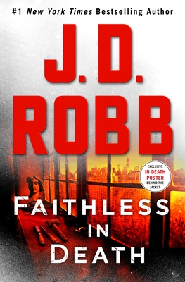 2021 Book 37: FAITHLESS IN DEATH by J.D. Robb