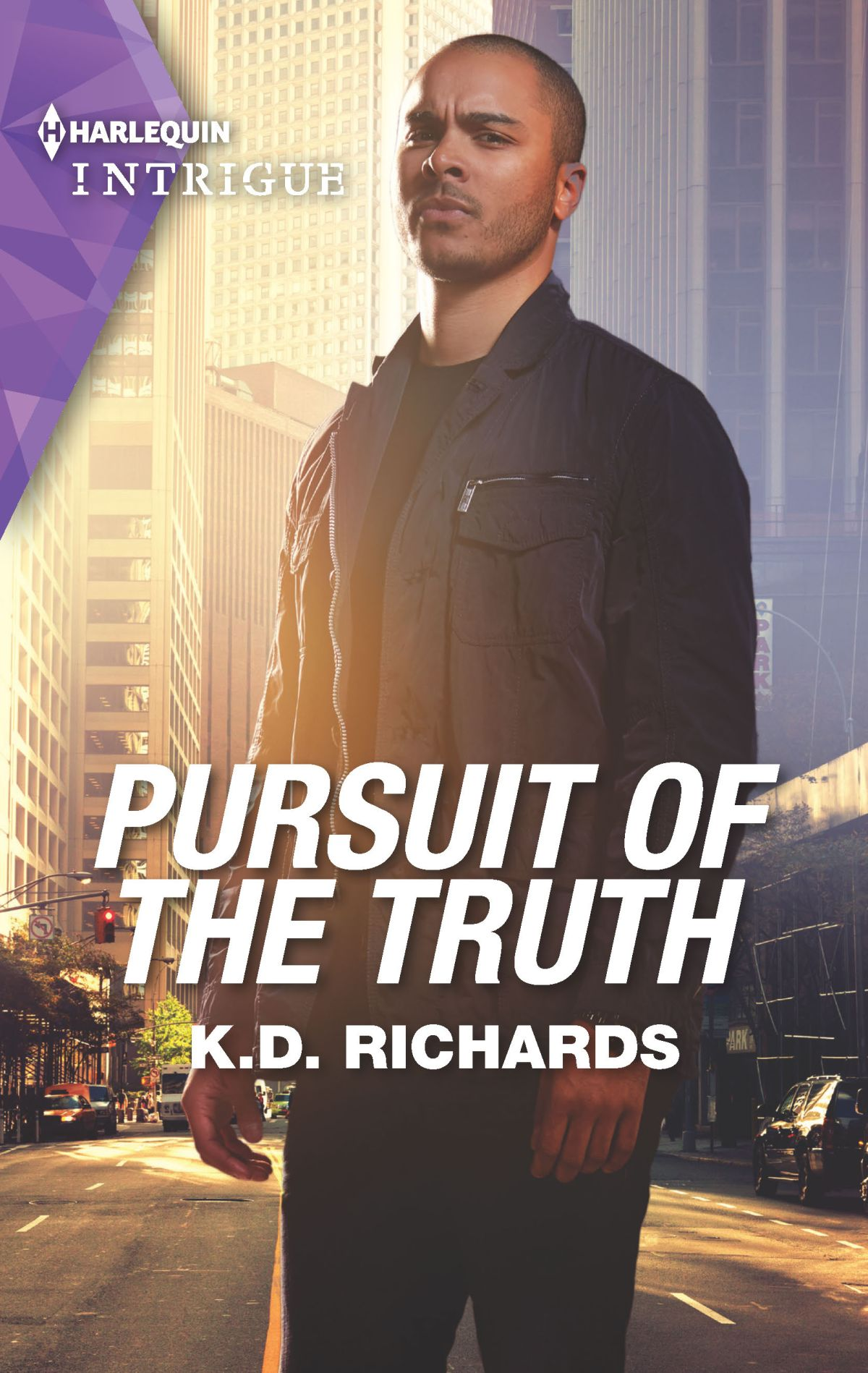 Guest Post: K.D. Richards – PURSUIT OF THE TRUTH