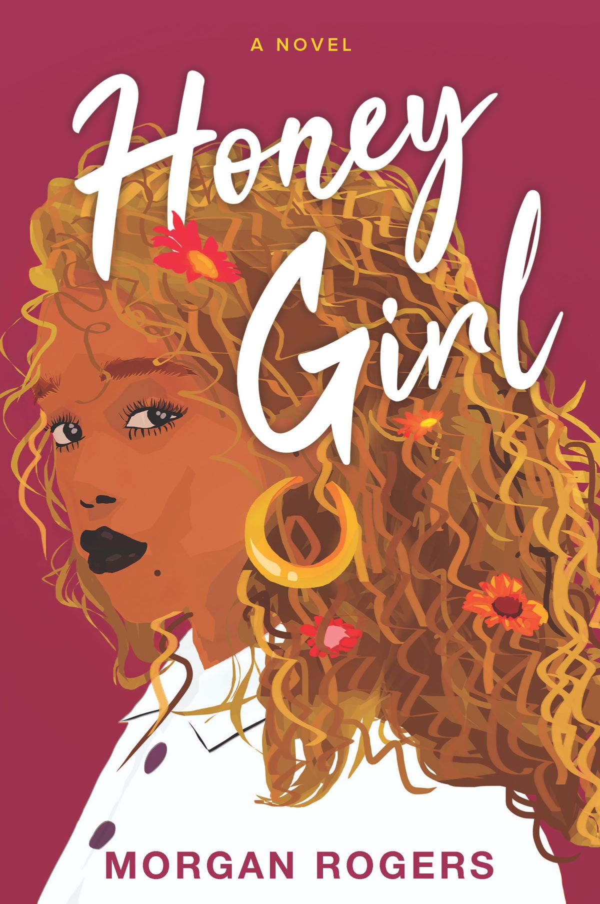Book Showcase: HONEY GIRL by Morgan Rogers