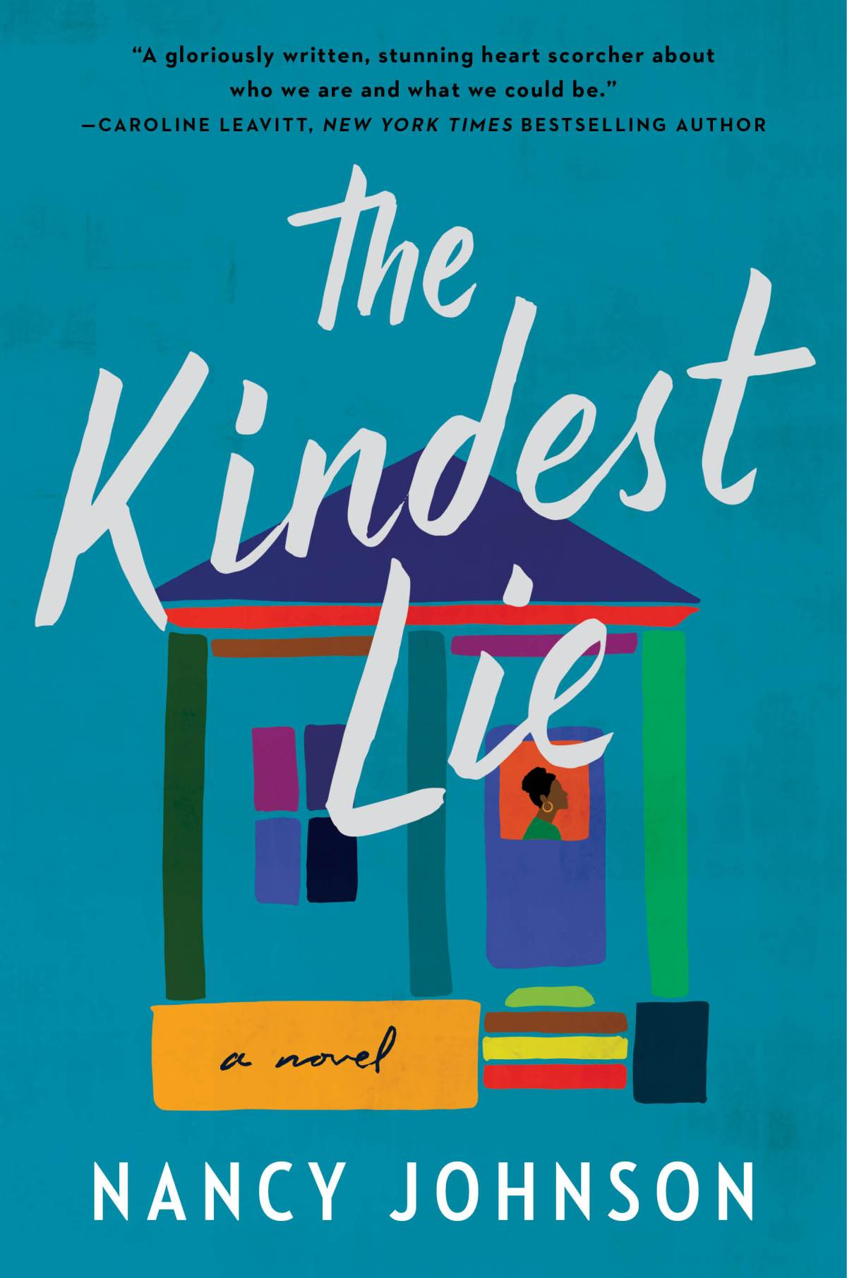 2021 Book 52: THE KINDEST LIE by Nancy Johnson