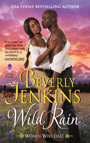 2021 Book 42: WILD RAIN by Beverly Jenkins