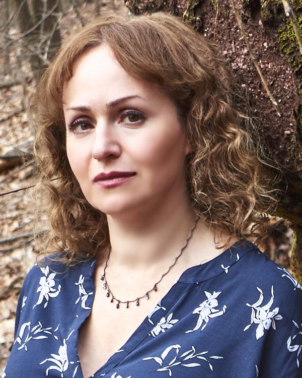 Author - Emilya Naymark