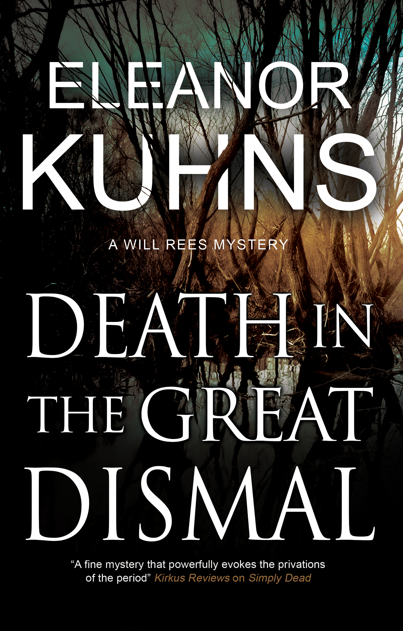 DEATH IN THE GREAT DISMAL - EKuhns