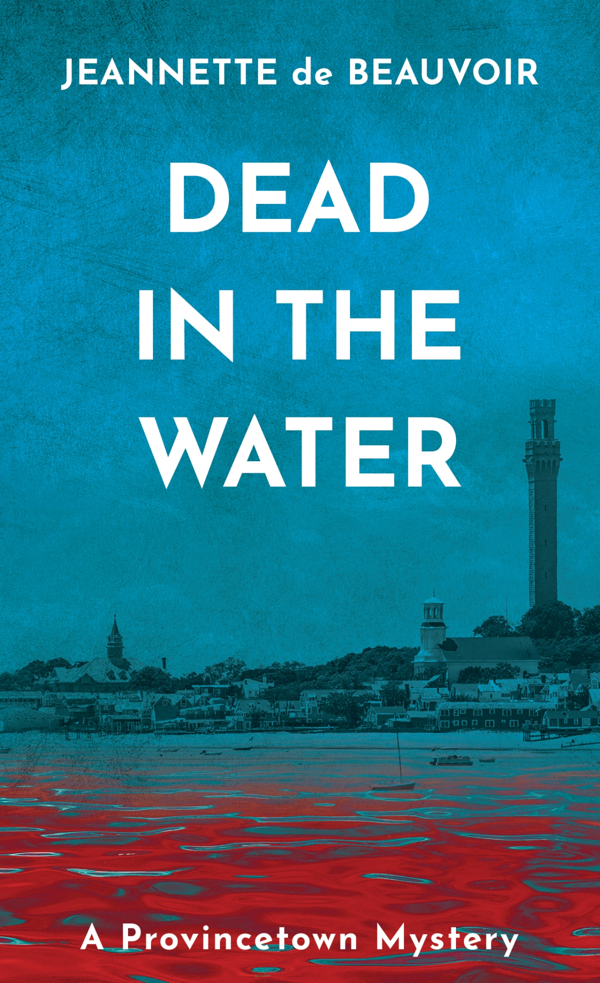 Book Blast: DEAD IN THE WATER by Jeannette de Beauvoir