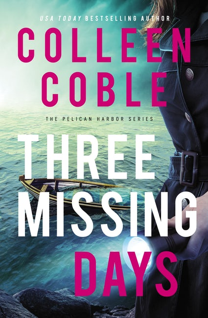 Author Q&A: Colleen Coble – THREE MISSING DAYS