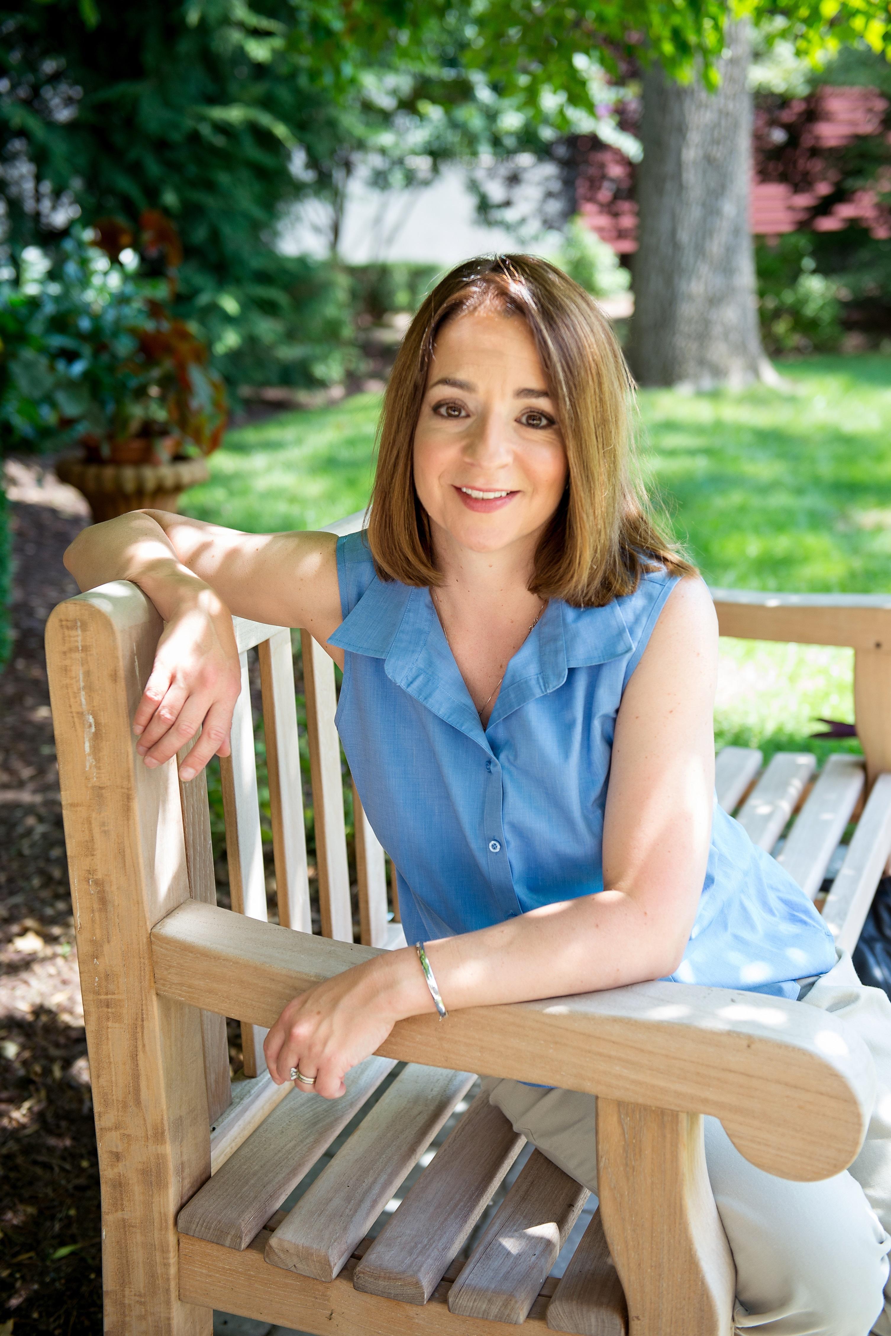 Author - Pam Jenoff photo credit Mindy Schwartz Sorasky