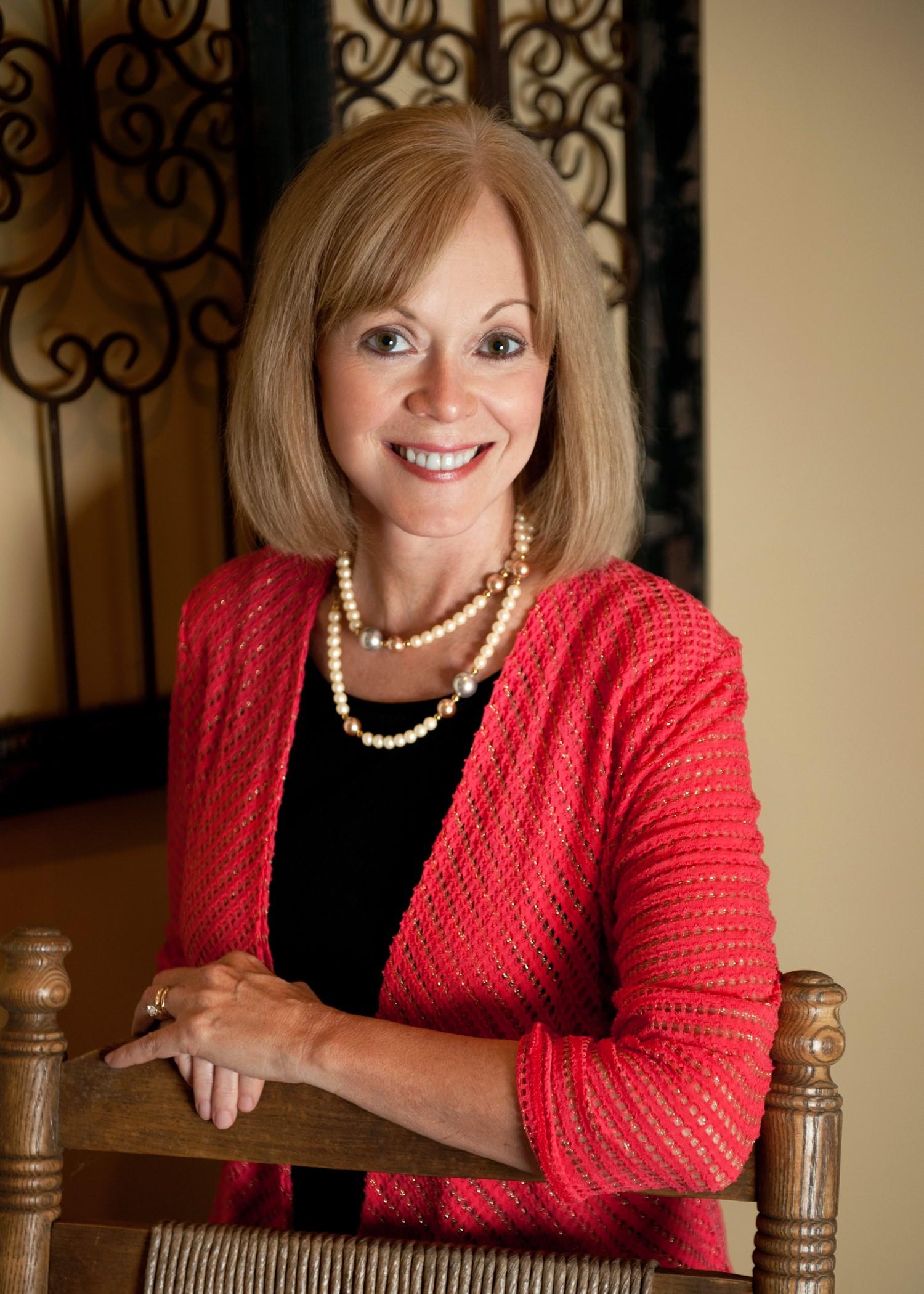 Author - Terri Blackstock