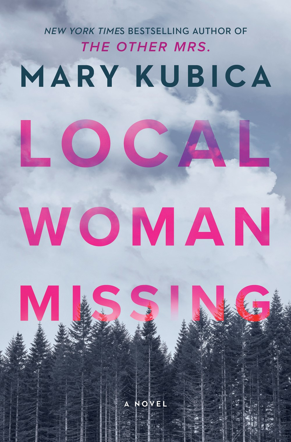 LOCAL WOMAN MISSING - MKubica