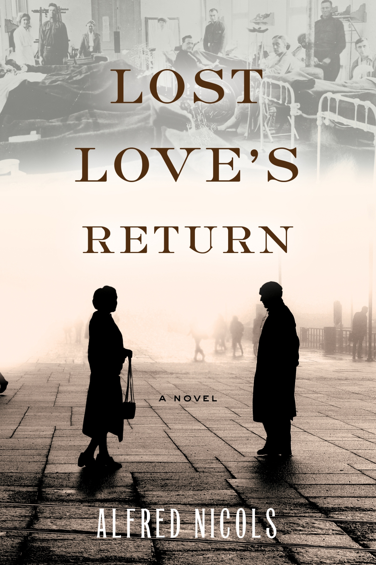 Book Spotlight: LOST LOVE'S RETURN by AlfredNicols