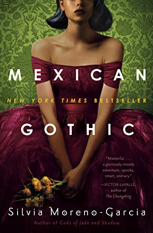 Guest Post/Review by Savannah Cordova of MEXICAN GOTHIC by SilviaMoreno-Garcia