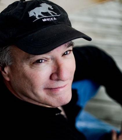 Author - Todd M Johnson headshot 2021