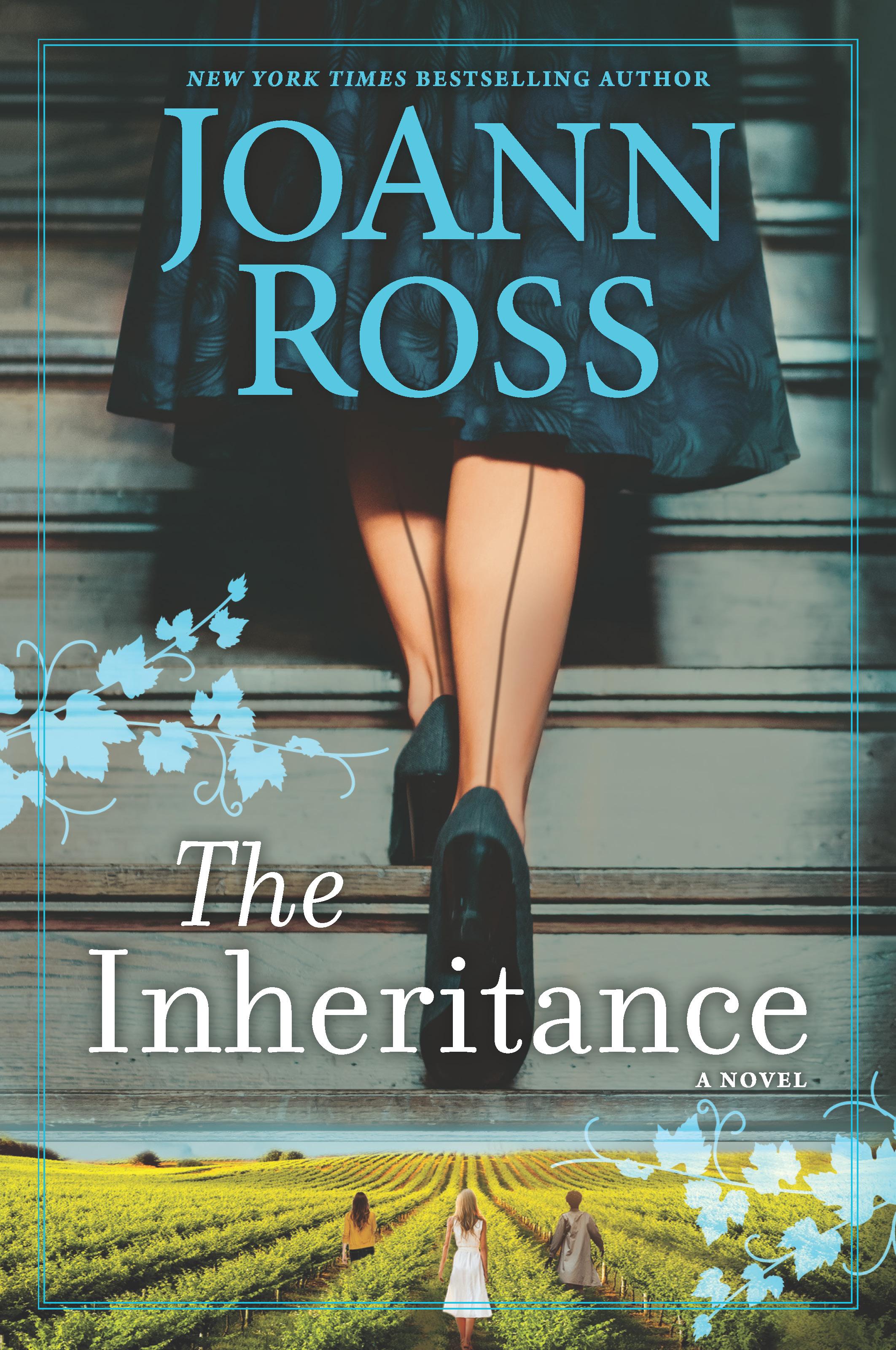 CoverThe Inheritance_Ross