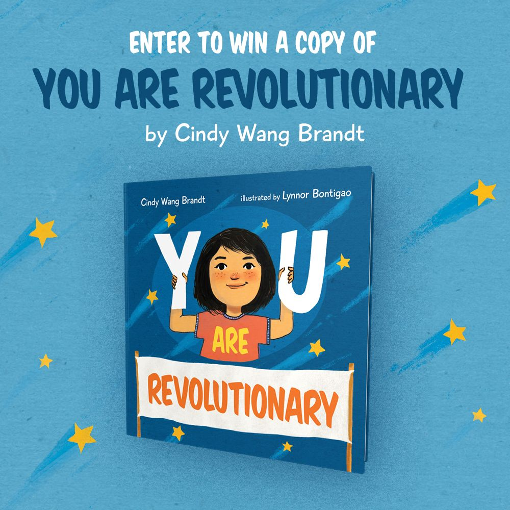 YOU ARE REVOLUTIONARY Giveaway image